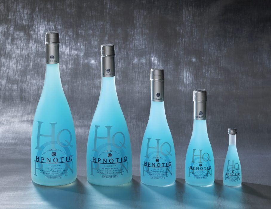 HPNOTIQ, la bebida azul