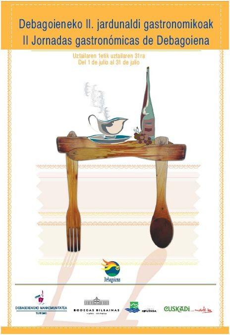 II Jornadas Gastronómicas de Debagoiena