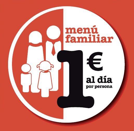 """Menú Familiar"""" de Carrefour"""