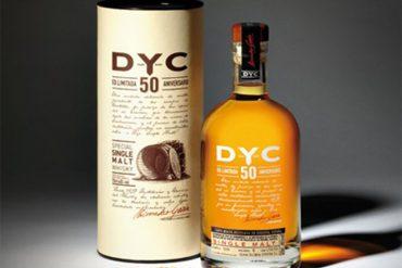 Whisky DYC Single Malt 50 años