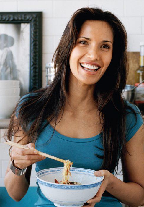 Padma Lakshmi presentadora de Top Chef