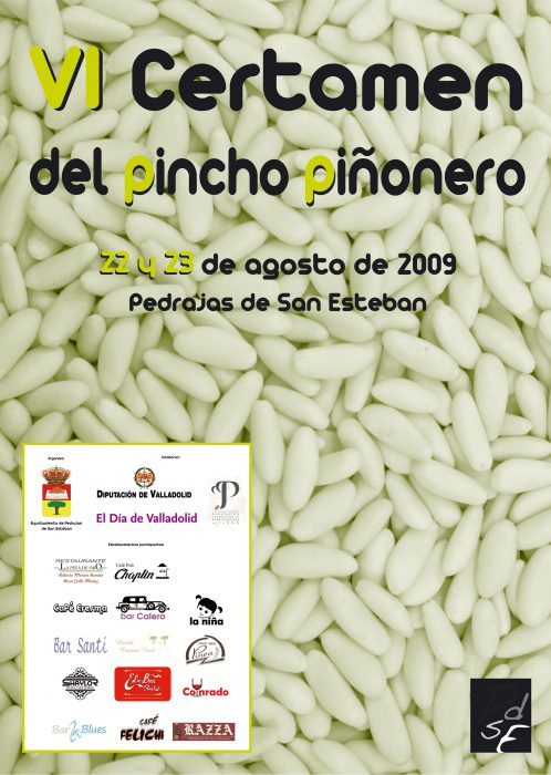 VI Certamen del Pincho Piñonero