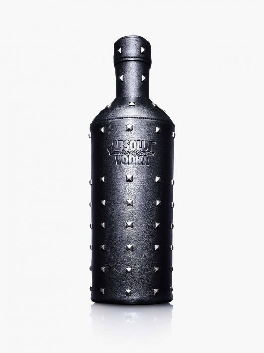 Absolut Rock Edition vodka