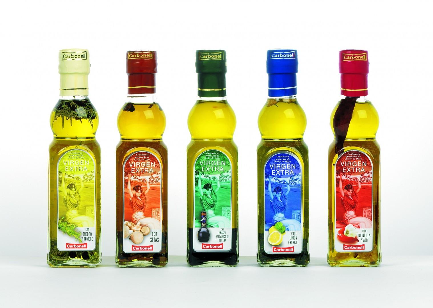 Aceites con condimentos Carbonell (1)