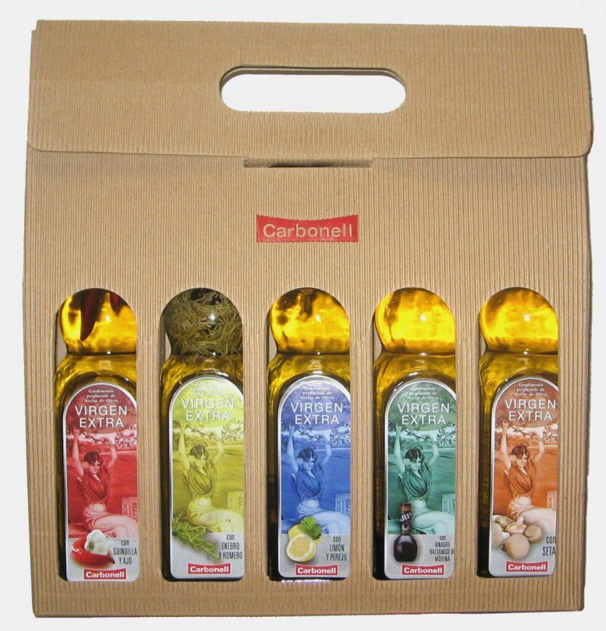Aceites con condimentos Carbonell (2)
