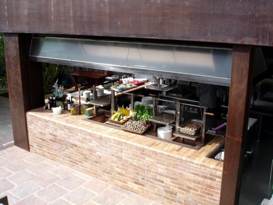 Cocina Restaurante Stratvs