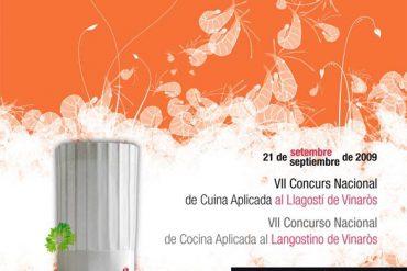 Concurso de Cocina Aplicada al Langostino de Vinaròs