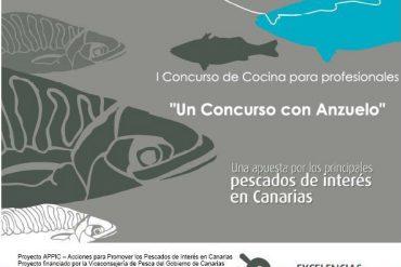 """Concurso de Cocina """"Un Concurso con Anzuelo"""""""