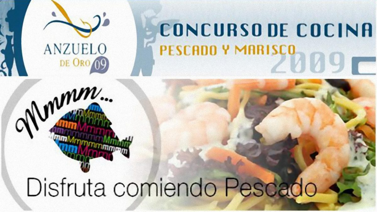 Concurso Nacional de cocina Anzuelo de Oro 2009