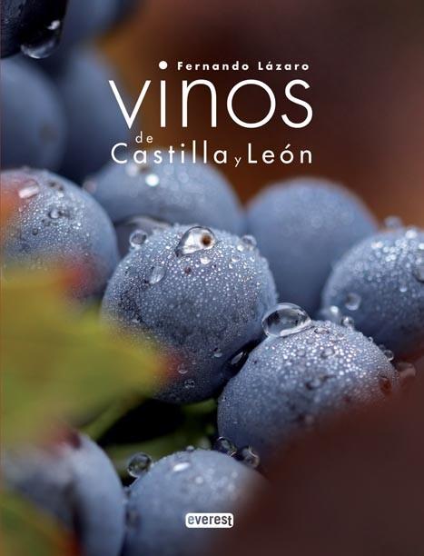 El libro Vinos de Castilla y León