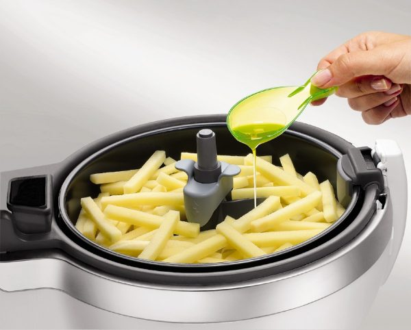 Patatas fritas en la ActiFry de Tefal