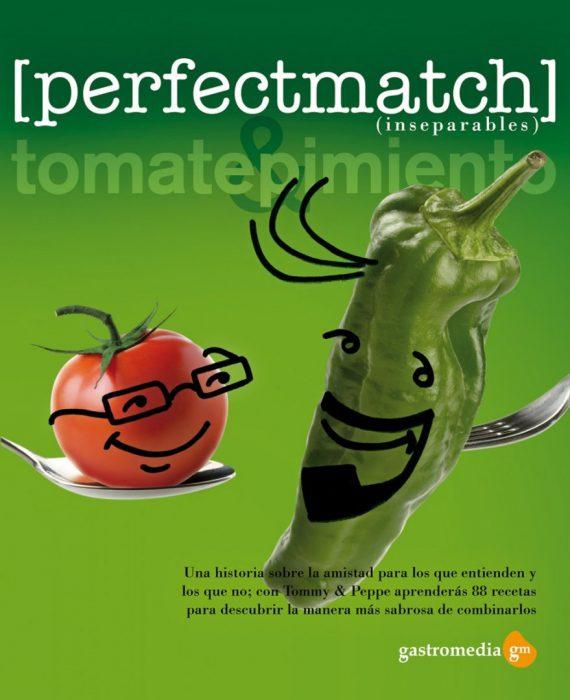 Libro Tomate & Pimiento (inseparables) (2)