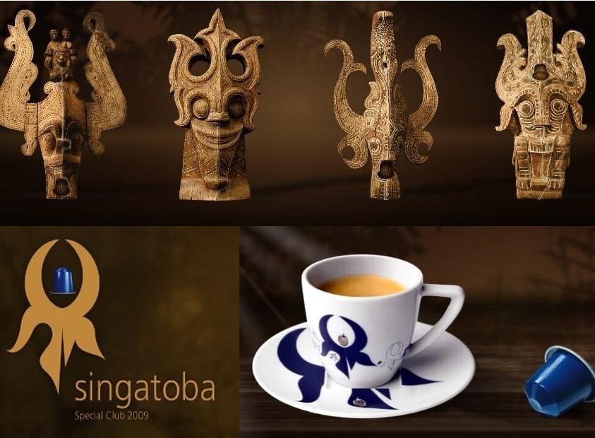 nespresso Grand Cru Singatoba