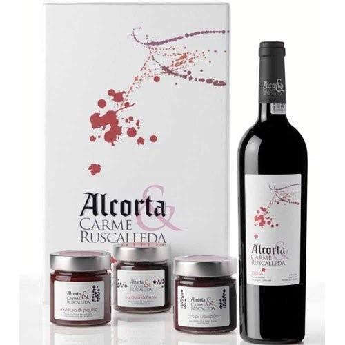 Alcorta&Carme Ruscalleda, vinos y productos gourmet