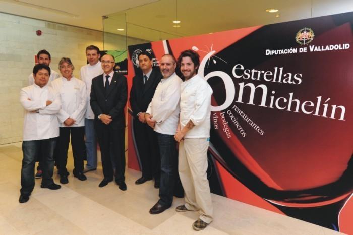 Cenas con 6 Estrellas Michelín
