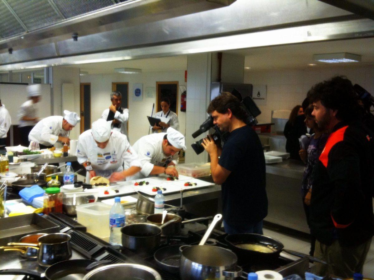 Concurso Cocinero del Año Castilla y León