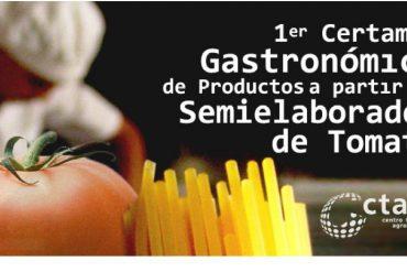 Concurso de recetas de cocina a partir de semielaborados de tomate
