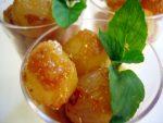 Crema de Chirimoyas, un postre delicioso