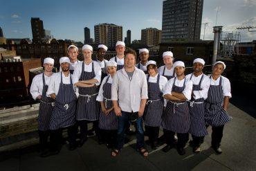 Jamie Oliver Foundation - Fifteen