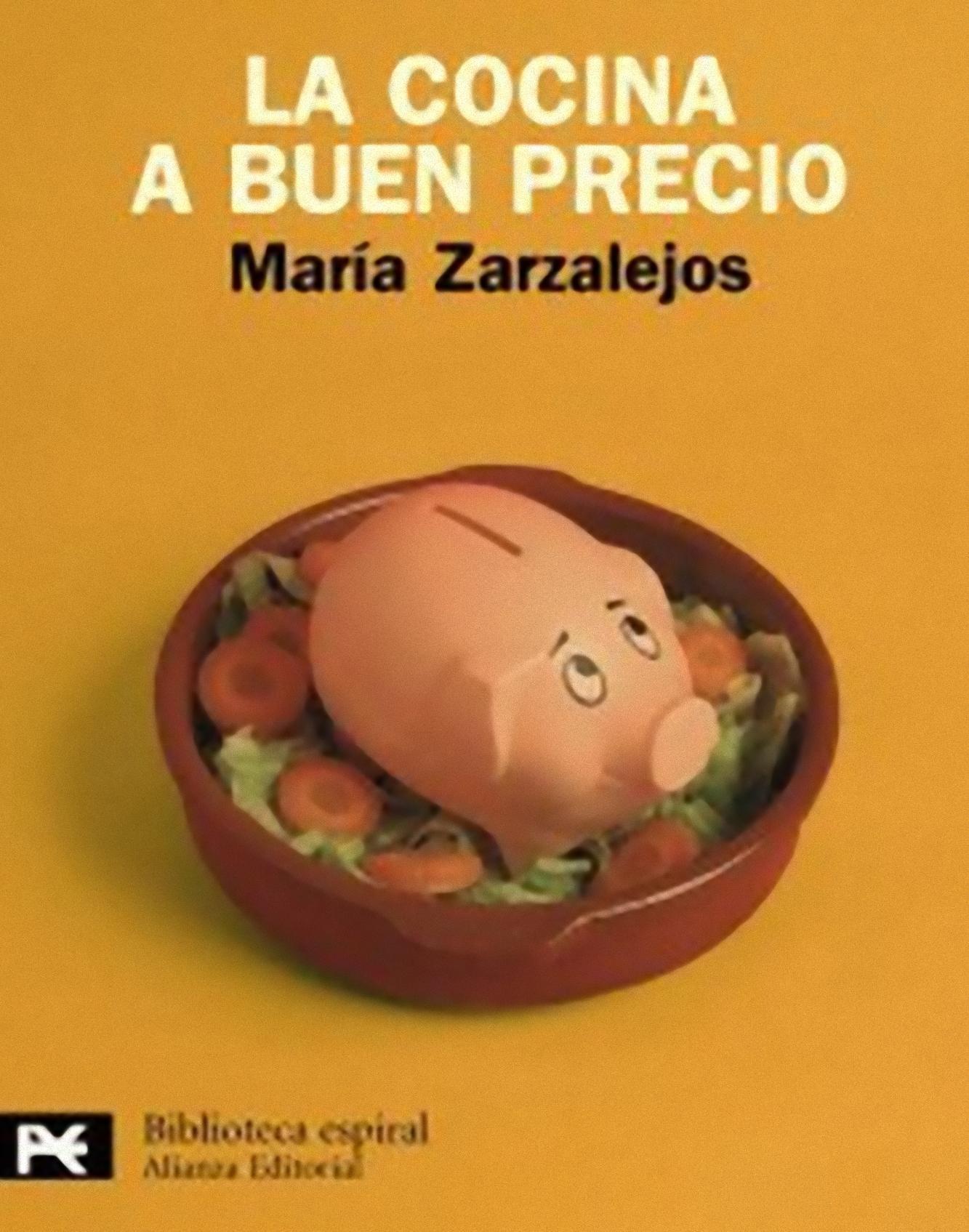 La cocina a buen precio de María Zarzalejos