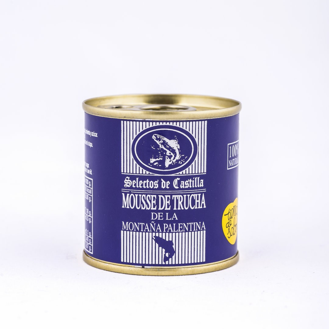 Mousse de Trucha de la Montaña Palentina