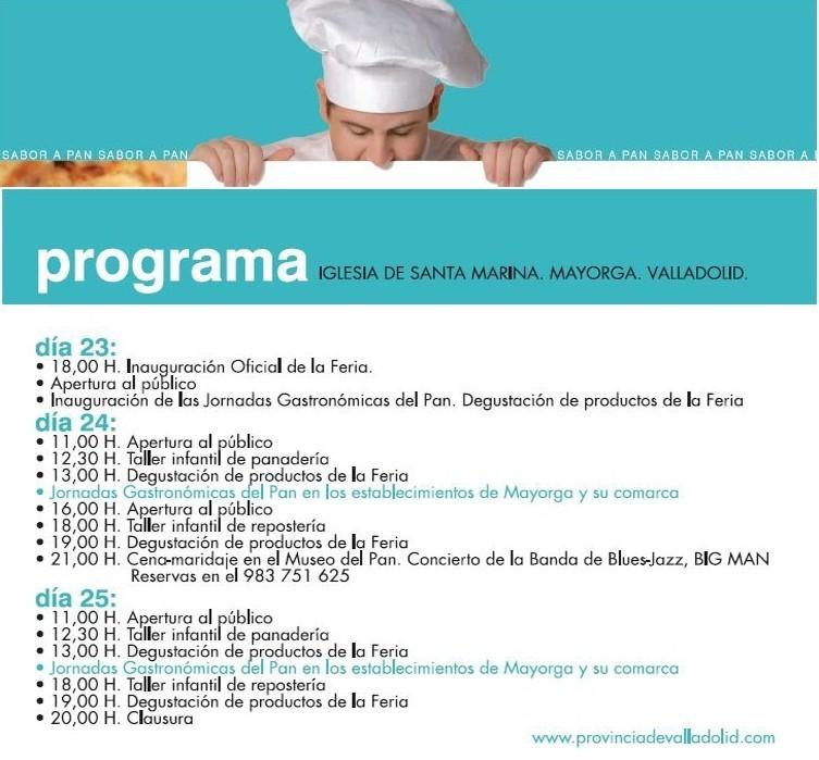 Feria del Pan de Valladolid
