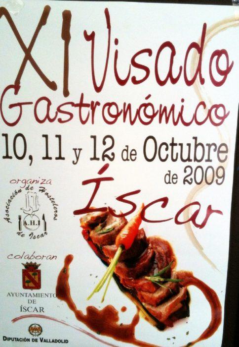 XI Visado Gastronómico Villa de Íscar