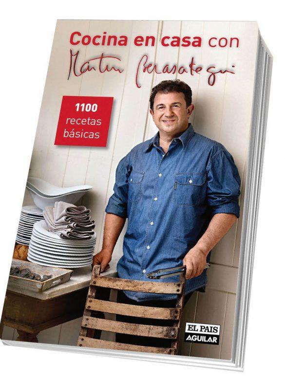 Cocina en casa con Martín Berasategui, 1.100 recetas básicas