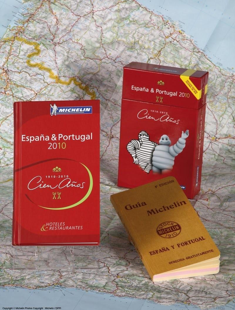 Guía Michelin España y Portugal 2010