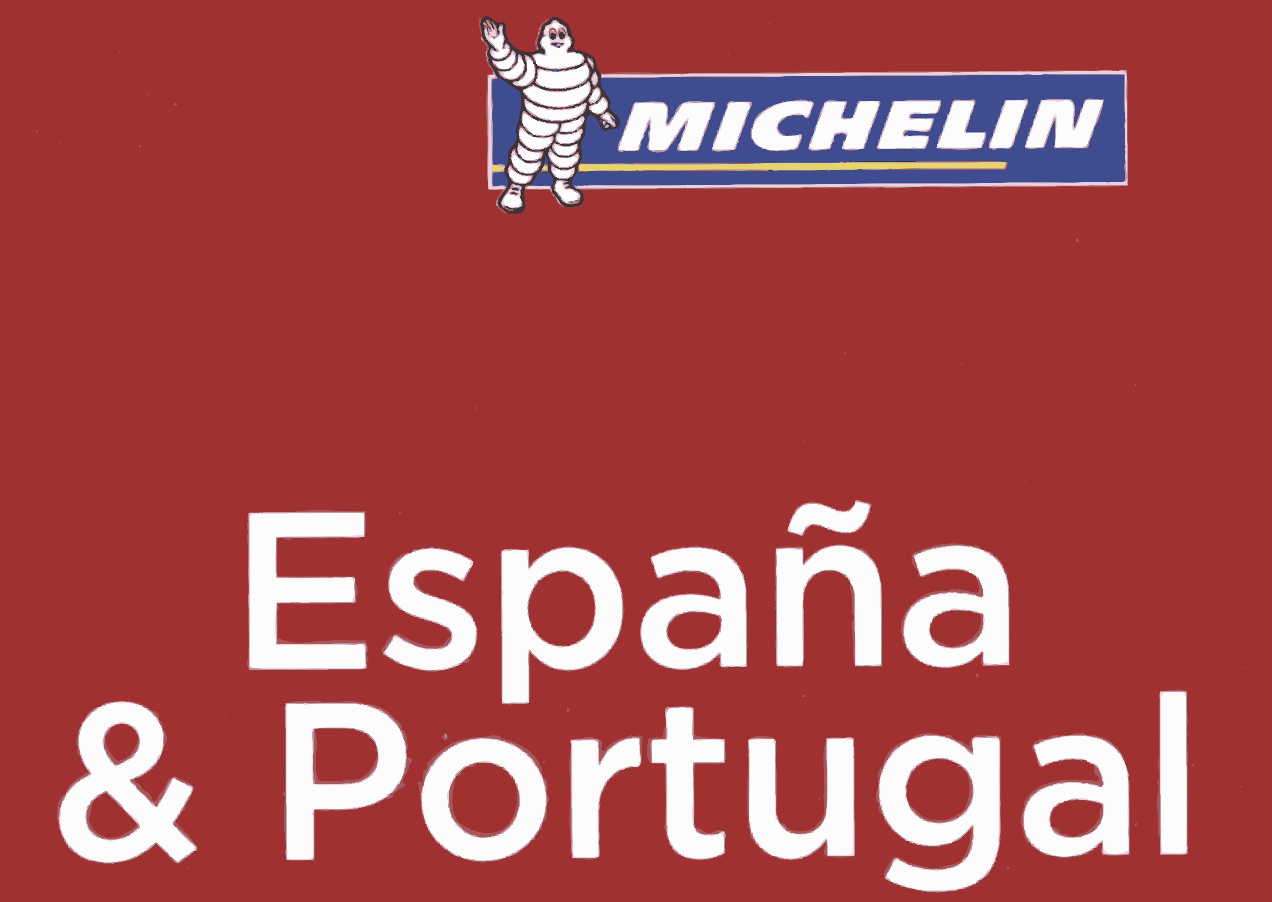 Guía Michelin España y Portugal