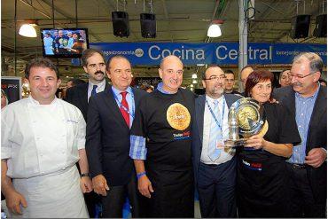 Itxaso Cisneros elabora la mejor tortilla de patatas de España
