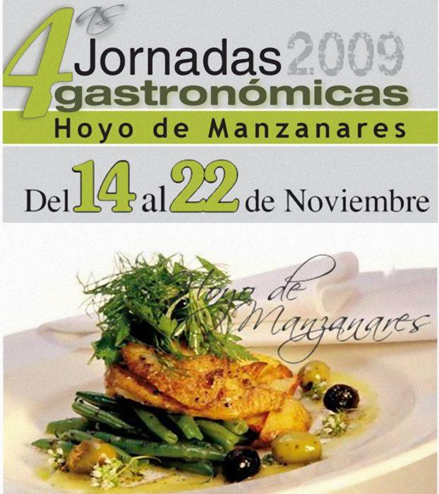 Jornadas Gastronómicas en Hoyo de Manzanares