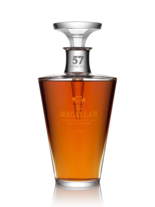 The Macallan in Lalique