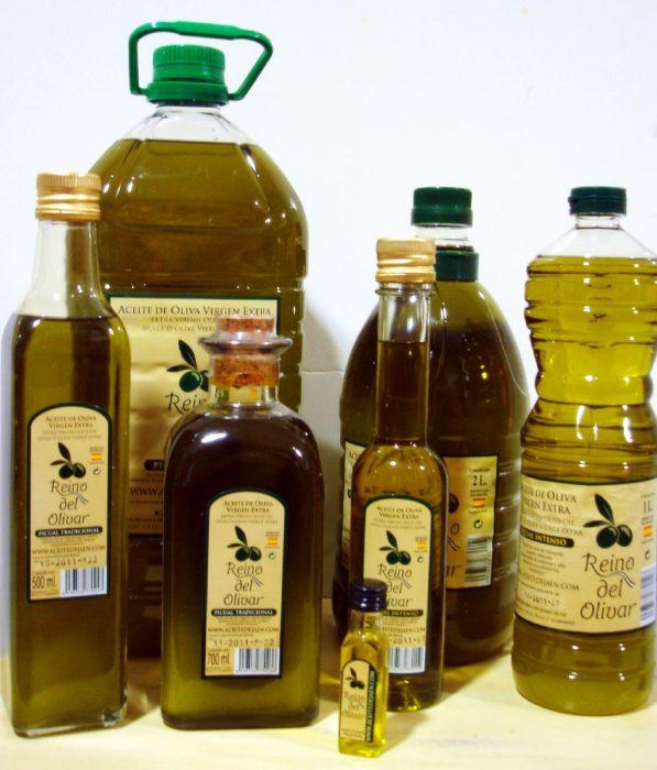 Aceite de Oliva Reino del Olivar