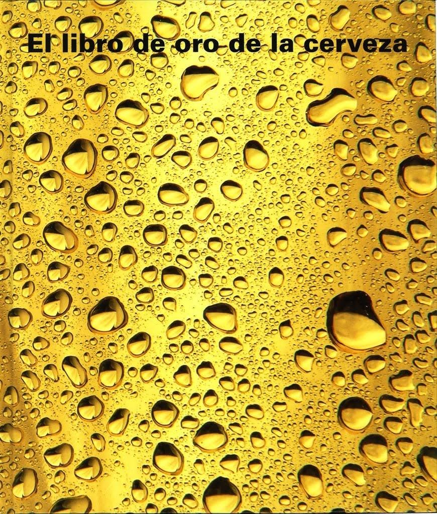 El libro de oro de la cerveza