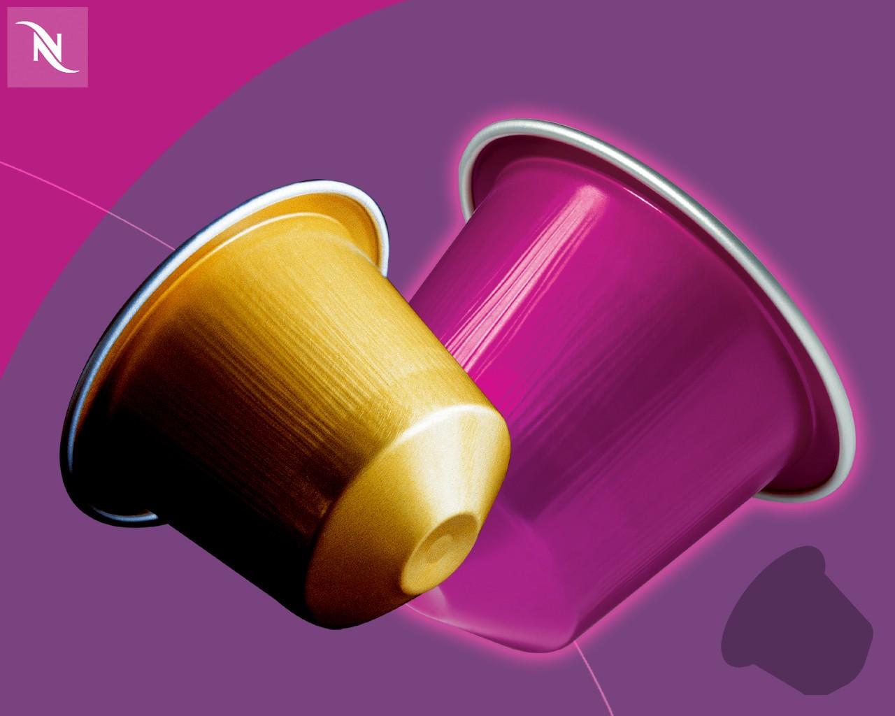 Recicla las capsulas nespresso con Ecolaboration Nestlé
