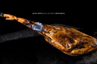 Jamón ibérico Albarragena (2)