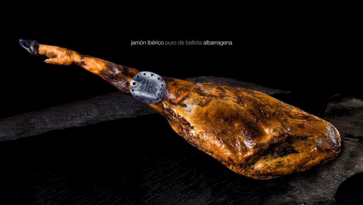 El jam n ib rico m s caro albarragena for Vinyl le plus cher