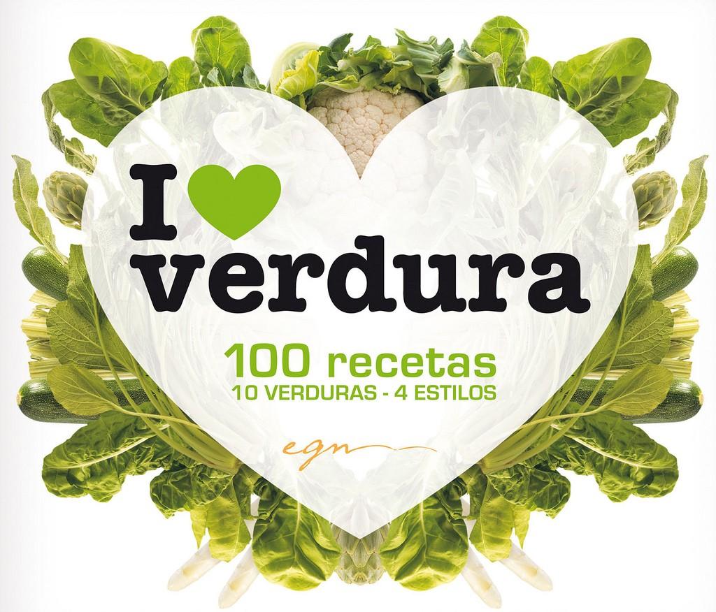 Libro - I love verdura (1)