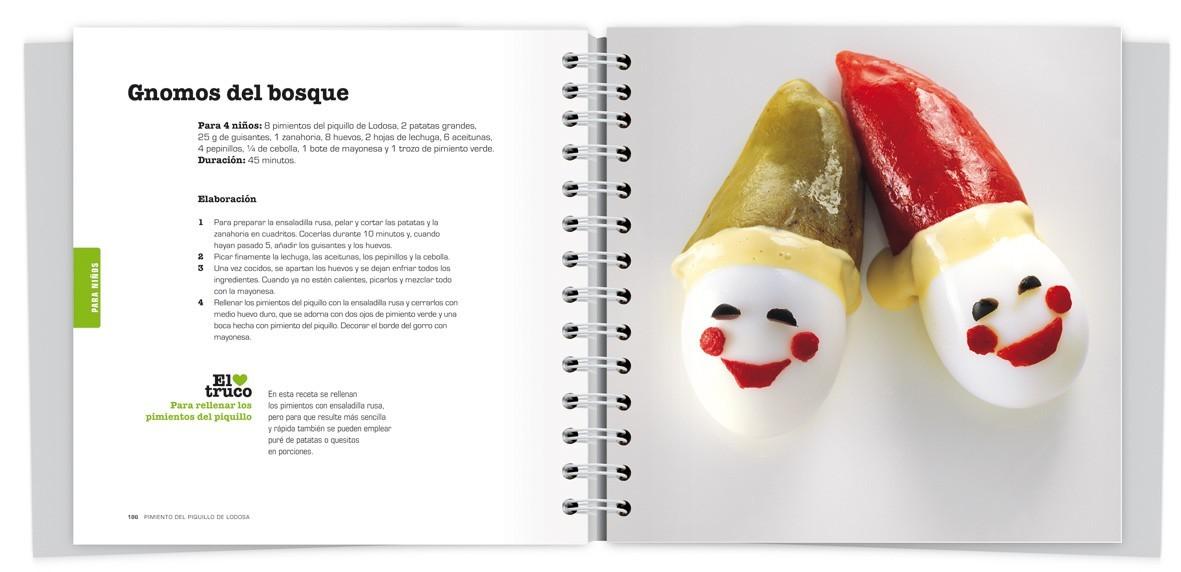 Libro - I love verdura (3)