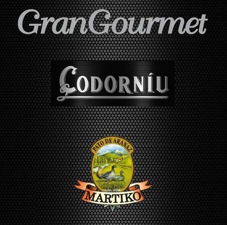 Pack Gran Gourmet de Codorníu (1)