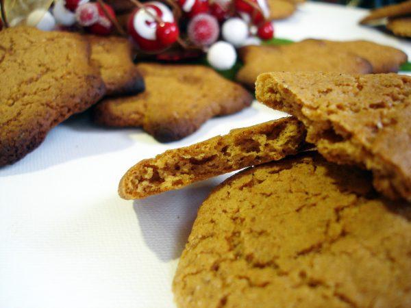 Speculoos, pastas típicas de navidad