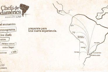 Chefs de Sudamérica 2010