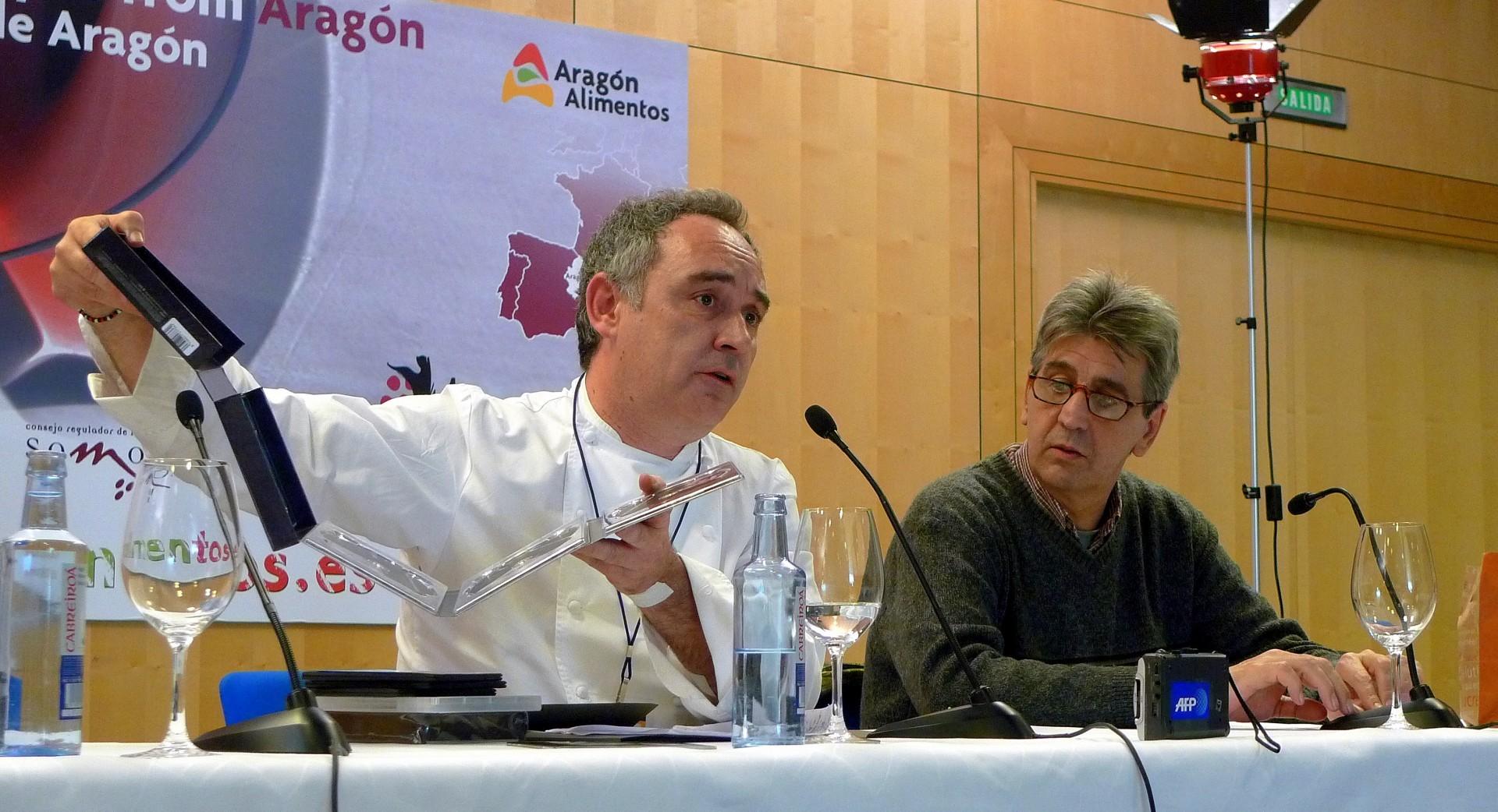 Ferrán Adrià y Juli Soler (2)