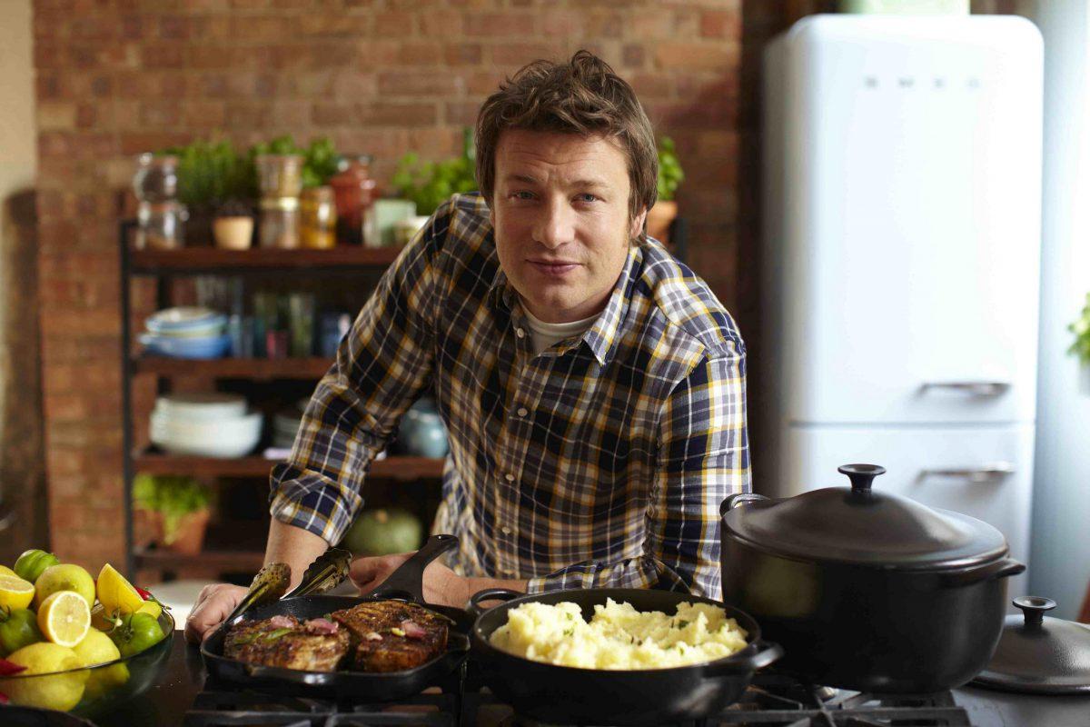 La escuela de cocina de Jamie 1