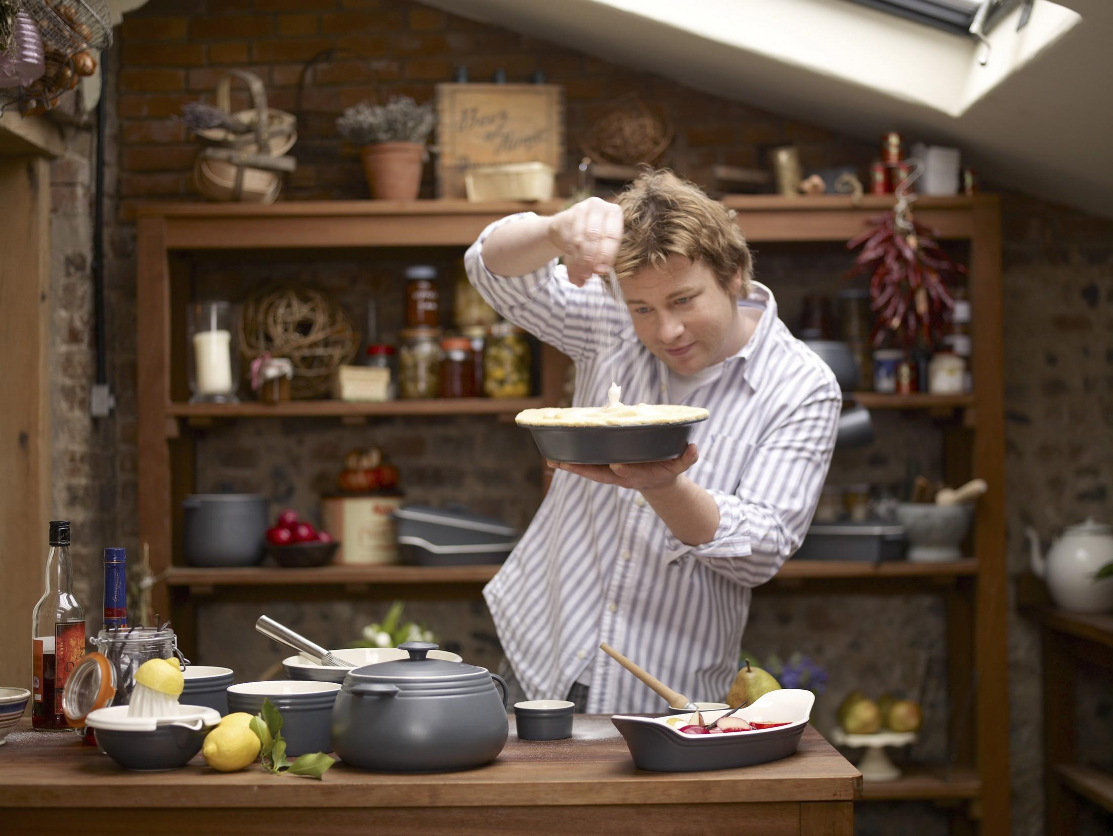 Jamie oliver vuelve a canal cocina por navidad el for Jamie oliver utensilios de cocina