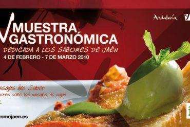 """Muestra Gastronómica """"Los paisajes del sabor"""" en Jaén"""