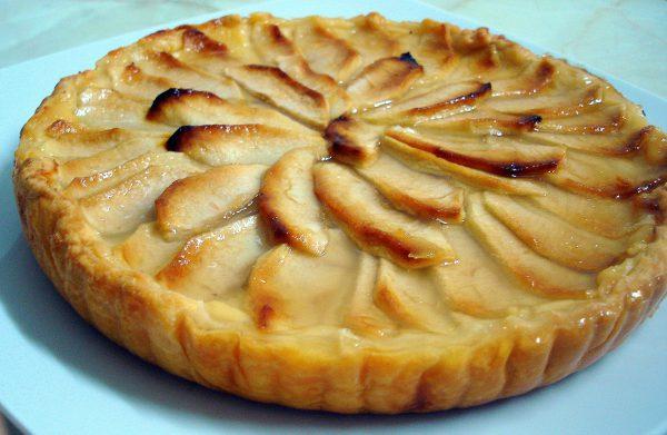 Distintas recetas de tarta de manzana