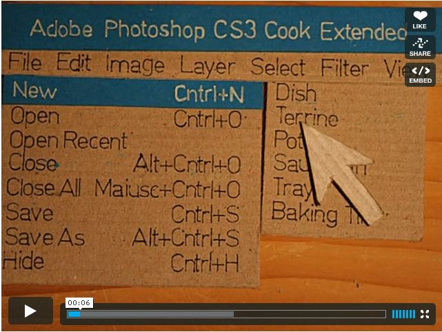 Adobe Photoshop Cook