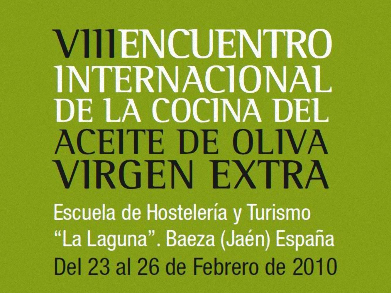 Encuentro Internacional de la Cocina del Aceite de Oliva